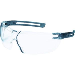 【ポイント10倍】UVEX 一眼型保護メガネ ウベックス エックスフィット 9199015 【DIY 工具 TRUSCO トラスコ 】【おしゃれ おすすめ】[CB99]