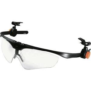 【ポイント10倍】OTOS ヘルメット装着式 保護メガネ クリア Aタイプ A-645A-A 【DIY 工具 TRUSCO トラスコ 】【おしゃれ おすすめ】[CB99]