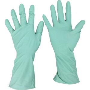 【ポイント10倍】オカモト ふんわりやわらか天然ゴム手袋 グリーン M OK-1-G-M 【DIY 工具 TRUSCO トラスコ 】【おしゃれ おすすめ】[CB99]