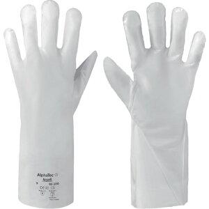 【ポイント10倍】アンセル 耐溶剤作業手袋 アルファテック 02-100 L 02-100-9 【DIY 工具 TRUSCO トラスコ 】【おしゃれ おすすめ】[CB99]