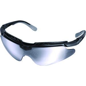 【ポイント10倍】OTOS 一眼型保護メガネ(スポーツタイプ)グレーレンズ フレーム黒色 B-810XGM 【DIY 工具 TRUSCO トラスコ 】【おしゃれ おすすめ】[CB99]