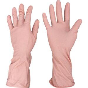 【ポイント10倍】オカモト ふんわりやわらか天然ゴム手袋 ピンク L OK-1-P-L 【DIY 工具 TRUSCO トラスコ 】【おしゃれ おすすめ】[CB99]
