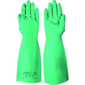 【ポイント10倍】アンセル 耐油・耐薬品ニトリル厚手手袋 アルファテック ソルベックス 37-165 Mサイズ 37-165-8 【DIY 工具 TRUSCO トラスコ 】【おしゃれ おすすめ】[CB99]