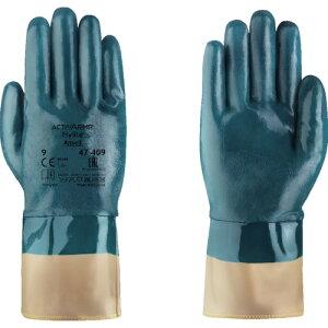 【ポイント10倍】アンセル ニトリルコーティング手袋 アクティブアーマーハイライト 47-409 Lサイズ 47-409-9 【DIY 工具 TRUSCO トラスコ 】【おしゃれ おすすめ】[CB99]