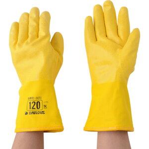 【ポイント10倍】ダイヤゴム(株) DAILOVE 防寒用手袋 ダイローブ120(M) D120-M 【DIY 工具 TRUSCO トラスコ 】【おしゃれ おすすめ】[CB99]