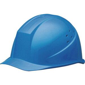 【ポイント10倍】ミドリ安全 ABS製ヘルメット 通気孔付 ブルー SC-11BVRA-BL 【DIY 工具 TRUSCO トラスコ 】【おしゃれ おすすめ】[CB99]