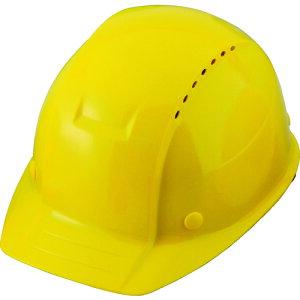 【ポイント10倍】トーヨーセフティ ヘルメット 黄 NO.260F-Y NO.260F-Y 【DIY 工具 TRUSCO トラスコ 】【おしゃれ おすすめ】[CB99]