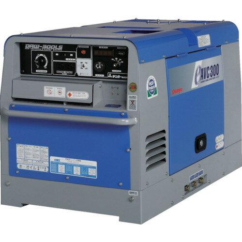 【ポイント10倍】デンヨー 防音型ディーゼルエンジン溶接機 DAW-300LS 【DIY 工具 TRUSCO トラスコ 】【おしゃれ おすすめ】[CB99]