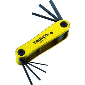 【ポイント10倍】トラスコ中山(株) TRUSCO 六角棒レンチセット ナイフ式 TNR7S 【DIY 工具 TRUSCO トラスコ 】【おしゃれ おすすめ】[CB99]