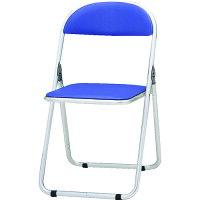 TOKIOパイプ椅子シリンダ機能付アルミパイプブルーCF700BL【DIY工具TRUSCO】【おしゃれおすすめ】[CB99]