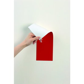 【ポイント10倍】マグエックス マグネット両面カラーシート赤白 MSR-10RW 【DIY 工具 TRUSCO トラスコ 】【おしゃれ おすすめ】[CB99]