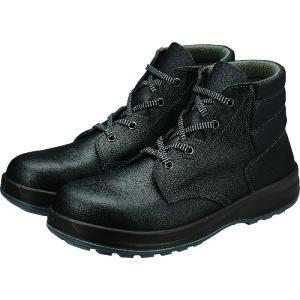 【ポイント10倍】シモン 安全靴 編上靴 SS22黒 23.5cm SS22-23.5 【DIY 工具 TRUSCO トラスコ 】【おしゃれ おすすめ】[CB99]