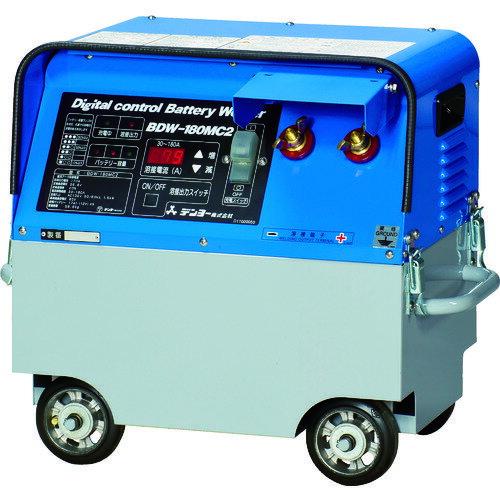 【ポイント10倍】デンヨー バッテリー溶接機 BDW-180MC2 【DIY 工具 TRUSCO トラスコ 】【おしゃれ おすすめ】[CB99]