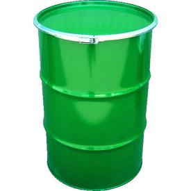 【ポイント10倍】JFE 鋼製ドラム缶 オープンタイプ 外レバー式 200L KD-200LST-S 【DIY 工具 TRUSCO トラスコ 】【おしゃれ おすすめ】[CB99]