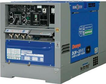 【ポイント10倍】デンヨー ディーゼルエンジン溶接機超低騒音型 DLW-200X2LS 【DIY 工具 TRUSCO トラスコ 】【おしゃれ おすすめ】[CB99]
