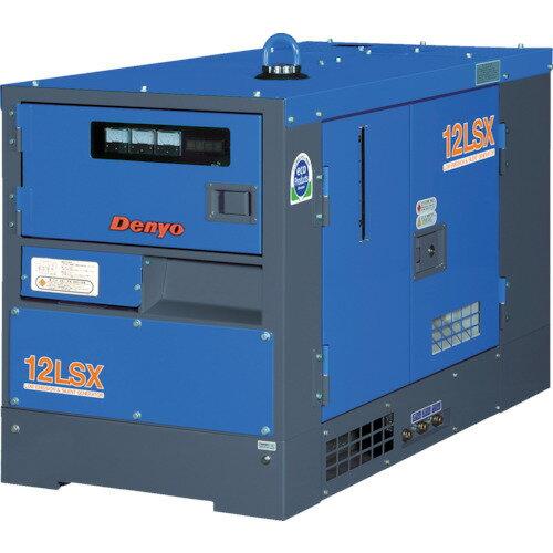 【ポイント10倍】デンヨー 防音型ディーゼルエンジン発電機 TLG-12LSX 【DIY 工具 TRUSCO トラスコ 】【おしゃれ おすすめ】[CB99]
