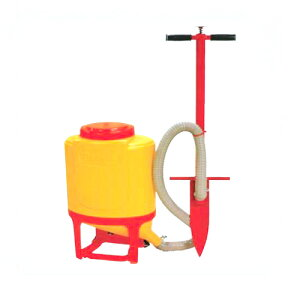 向井工業 背負式粒状肥料散布機 OC-24 [タンク:タンク付き] 【肥料 散布機 追肥作業 散布】【おしゃれ おすすめ】[CB99]