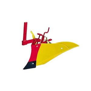 ホンダ 管理機 F402・F401・F501用 ニューイエロー 培土器(尾輪付) 10895【耕耘機 耕運機 耕うん機 アタッチメント 管理機 作業機 培土機】【おしゃれ おすすめ】 [CB99]