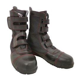 おたふく手袋 安全靴 ファイヤーホーク 24.0cm JW-675 [サイズ:24.0cm] 【鋼鉄製先芯 JIS規格S級 保護具 環境 安全 用品 安全靴 セーフティ 天然ゴム】【おしゃれ おすすめ】[CB99]