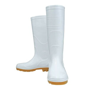 おたふく手袋 安全耐油長靴(鋼鉄芯入) 白 25.0cm JW-709 【安全靴 セーフティスニーカー セーフティーシューズ スニーカー】【おしゃれ おすすめ】[CB99]