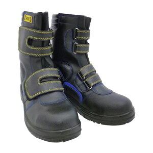 おたふく手袋 安全シューズ静電半長靴マジックタイプ 24.5 JW-773 [サイズ:24.5cm] 【安全靴 セーフティスニーカー セーフティーシューズ スニーカー】【おしゃれ おすすめ】[CB99]