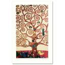 【送料無料】絵画■クリムト■生命の樹■選べる額縁■額装込■複製画■複製絵画■プレゼント贈答品におすすめ