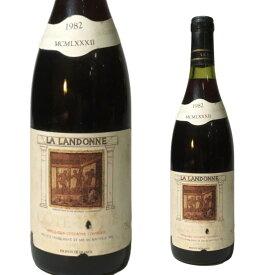 1982年 コート・ロティ・ラ・ランドンヌ, ギガル/ 1982 Cote-Rotie La Landonne, Guigal