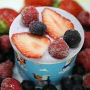 ベリーベリータルトのカップアイス