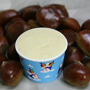 カップアイス アイスクリーム ジェラート 和栗のジェラート 和栗 マロン 当店オリジナル クリ本来の美味しさをアイスに凝縮 魁ジェラートアイスクリーム