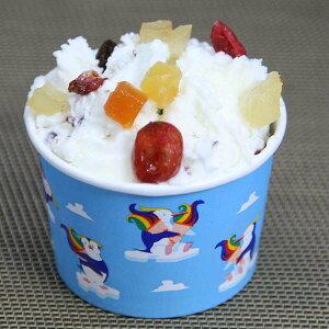 カップアイス アイスクリーム ジェラート カッターサ(イタリアのお菓子) 魅惑のイタリア伝統菓子 グランマルニエリキュールに漬けこんだドライフルーツをジェラートにちりばめる 魁