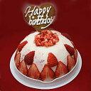 アイスクリーム・ジェラート いちごヨーグルトアイスケーキ 【お誕生日・お誕生日アイスケーキ】