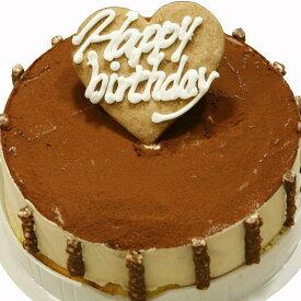 アイスケーキ 誕生日 アイスクリーム・ジェラート ティラミスアイスケーキ【お誕生日・お誕生日ケーキ】ティラミス ギフト お祝い アイスケーキ 子供