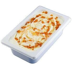 アイスクリーム 業務用 あんずのジェラート 2L あんず アイス 業務用アイスクリーム ハーフ 杏 楽しい思い出の味 家庭用にも最適 ギフト イベント 模擬店でも可 容量2リットル デッシャーで2
