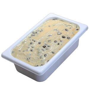 おうちで アイス屋さん アイスクリーム 業務用 ラムレーズン 2L 業務用アイスクリーム ハーフ レーズンのラム酒漬け レーズン 大人の味 家庭用にも最適 ギフトでも可 容量2リットル デッシ