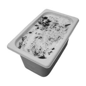 アイスクリーム 業務用 クリームチーズチョコクッキー 業務用アイスクリーム 新鮮ミルクとオレオレクッキー 家庭用 4L ギフトでも可 イベント模擬店でも可 容量4リットル デッシャーで40個分 宅配便 アイス 魁ジェラート
