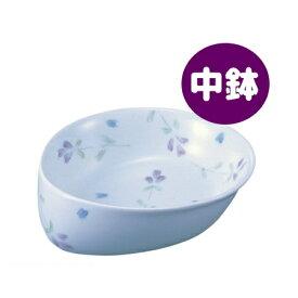 強化陶器の介護食器 [テレサシリーズ 中鉢] TK-1 介東海興商 強化磁器製 280g