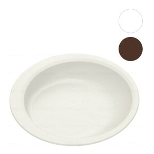 木目調介護食器 すくいやすいプレート(NPLS2)スケーター 介助 自助具 自活用具 軽量 割れにくい クリーム ブラウン 樹脂製 スープ皿 深皿 大皿 滑り止め付き