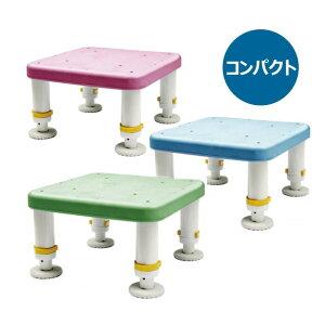 ダイヤタッチ浴槽台(吸盤付き)コンパクトサイズ シンエイテクノ ブルー/ピンク/グリーン 【送料無料】