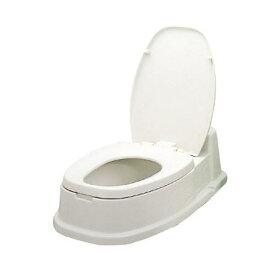 【洋式変換便座】テイコブ 腰掛け便座(両用式) KB01 幸和製作所 ※段差のある和式トイレ用