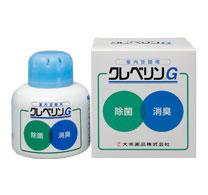 クレベリンG 150g 大幸薬品【消臭・空間除菌】