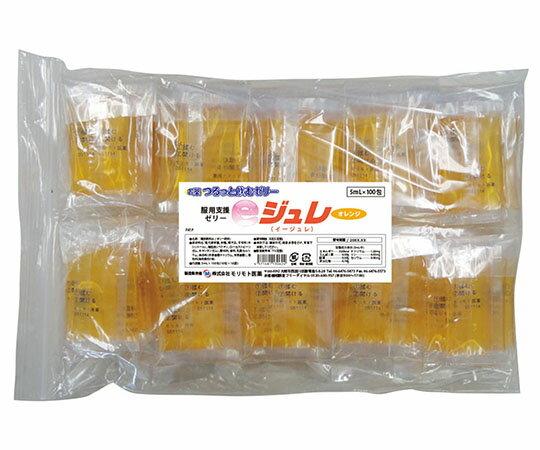 モリモト医薬 eジュレ(服薬補助ゼリー) 8.2g 1袋(100包入) 8-8350-51
