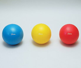 ナビス  ピラティスボール H−9345R 赤 φ200mm 8-4802-02【リハビリ・ トレーニング・握る・つかむ・押す】