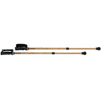 シナノ 안심 2 개의 지팡이 브라운