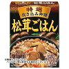 I cook Ezaki Glico choice and set 228 g of low dining table matsutake mushroom rice *60