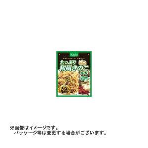 【送料込】 ハチ食品 たっぷり 和風きのこ 260g×24個セット