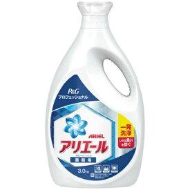 【あわせ買い2999円以上で送料無料】P&Gプロフェッショナル アリエール イオンパワージェル サイエンスプラス 大容量ボトル 3KG