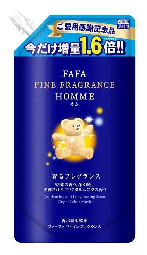 ファーファファインフレグランスオム800ml詰替fafafinefragrance(4902135325705)