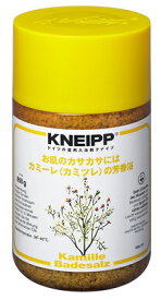 【あわせ買い2999円以上で送料無料】クナイプ バスソルト カミーレの香り 850g ( 入浴剤 )