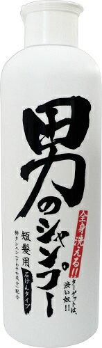 【3500円(税込)以上で送料無料】ちのしお社 男のシャンプー(内容量:300mL) (4982757913405)