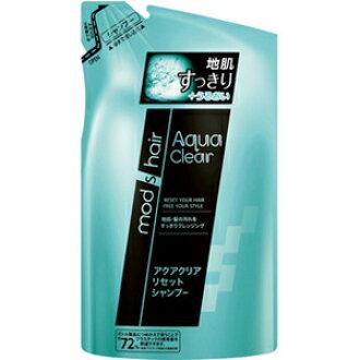 联合利华 mod 和头发 Aqua 明确洗发水笔芯 350 毫升